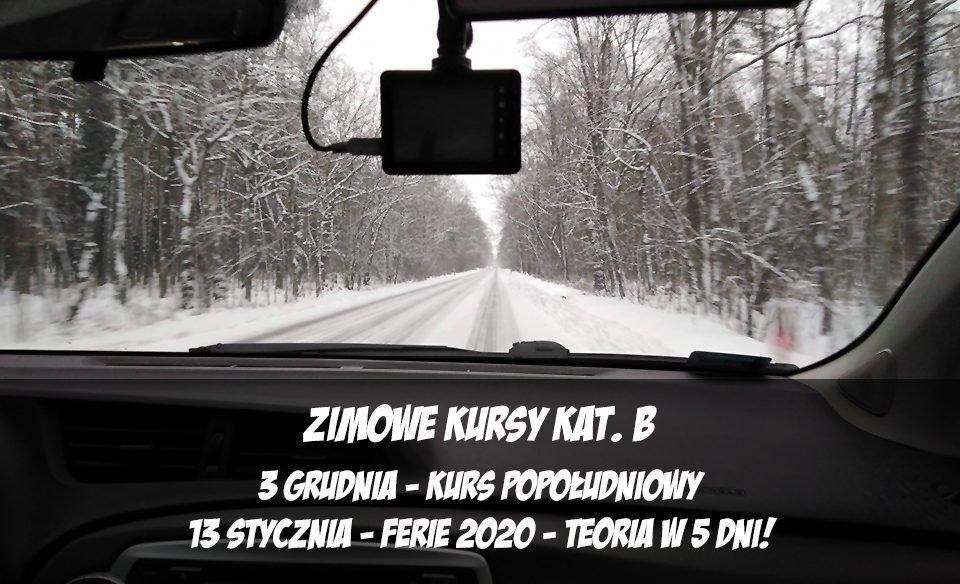 Kursy zimowe w tyskim Trafficu!